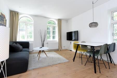 Cozy 2-room appartment in the heart of Aarhus C