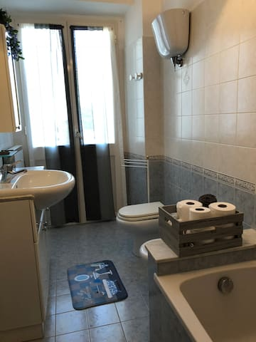 Camera con bagno privato Foligno, PG
