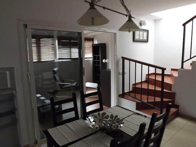 Céntrico ático-duplex en Arrecife. - Arrecife - Apartment