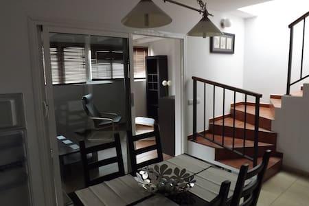 Céntrico ático-duplex en Arrecife. - 阿雷西费(Arrecife) - 公寓