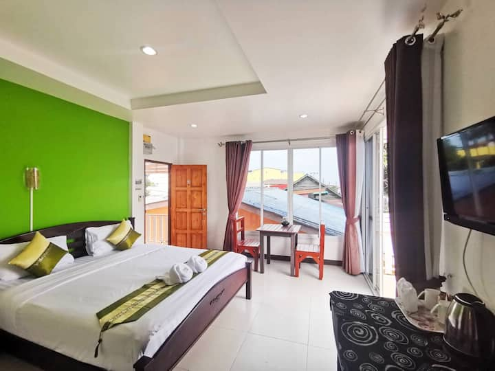 Superior Double Aircon (ocean view)​