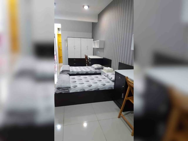 Homestay Studio Apartment Kampar