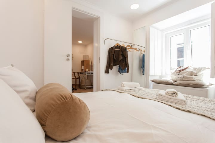 NEW! Lovely apartment with terrace - Alcântara - Apartment