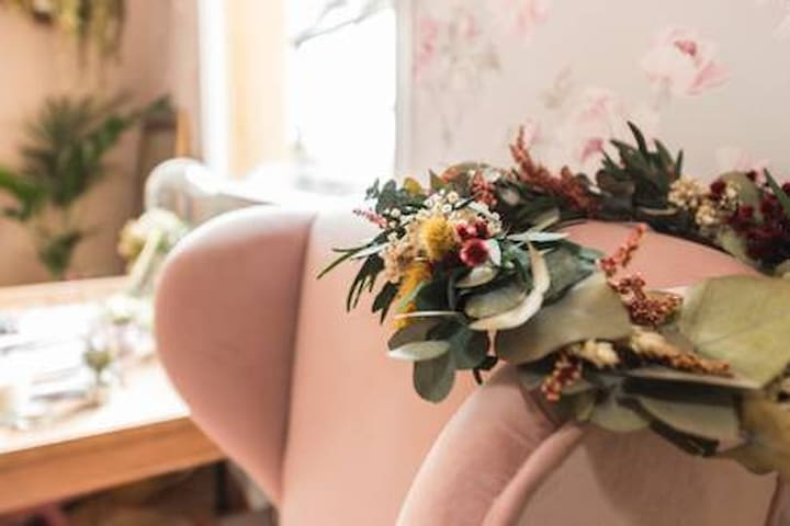 Casa Taller de Flores