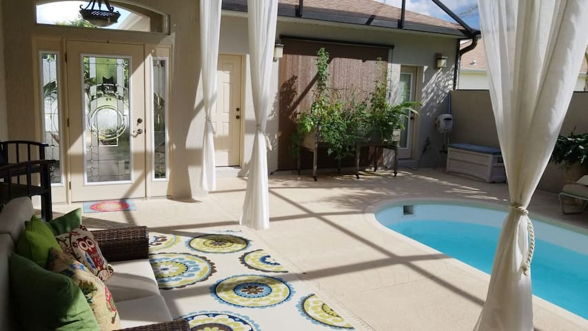 Ocala Suite - Gated community, safe and cozy!