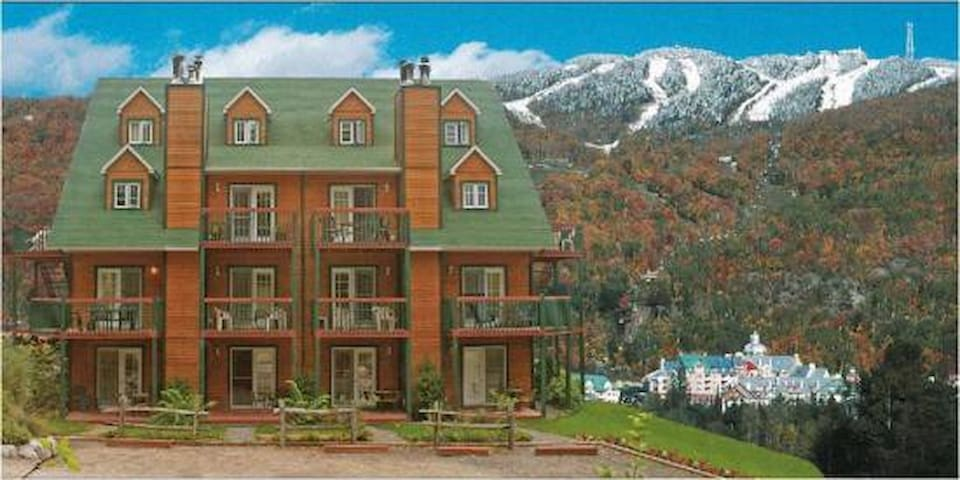 RESORT IN THE HEART OF MONT TREMBLANT