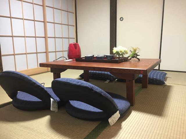Spacious&quiteTatami Bld.Ikebukuro St.5 min.