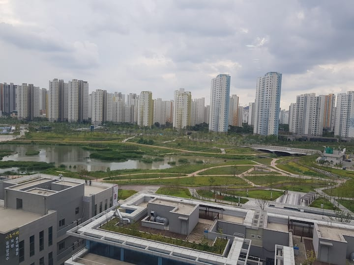 (1LakeView) New House nearby Seoul
