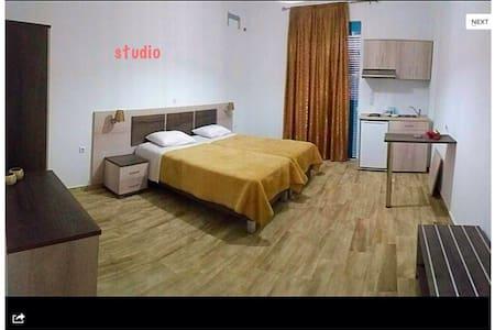 Άνετο και μοντέρνο στούντιο - Χώρα Σφακίων - Apartemen