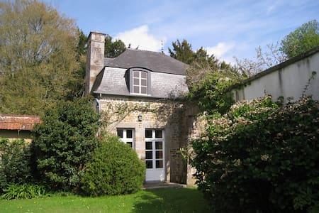 Maison de charme ds bocage normand - Saint-Denis-le-Gast