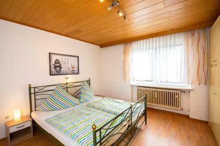 Ferienwohnung Helene (Störnstein), Ferienwohnung 86 qm mit Balkon für 6 Personen