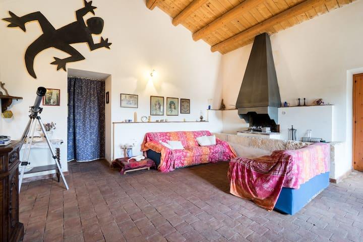 Casa rurale tra ulivi e carrubi - Noto - House