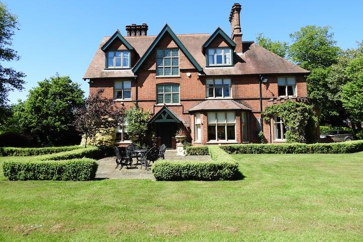 A Hidden Gem - The Grange Edwardian Country Estate