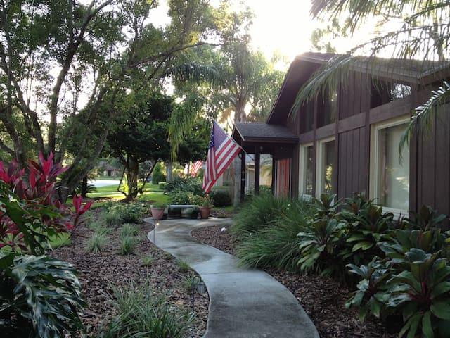 Peaceful Hospitality - Tampa - House