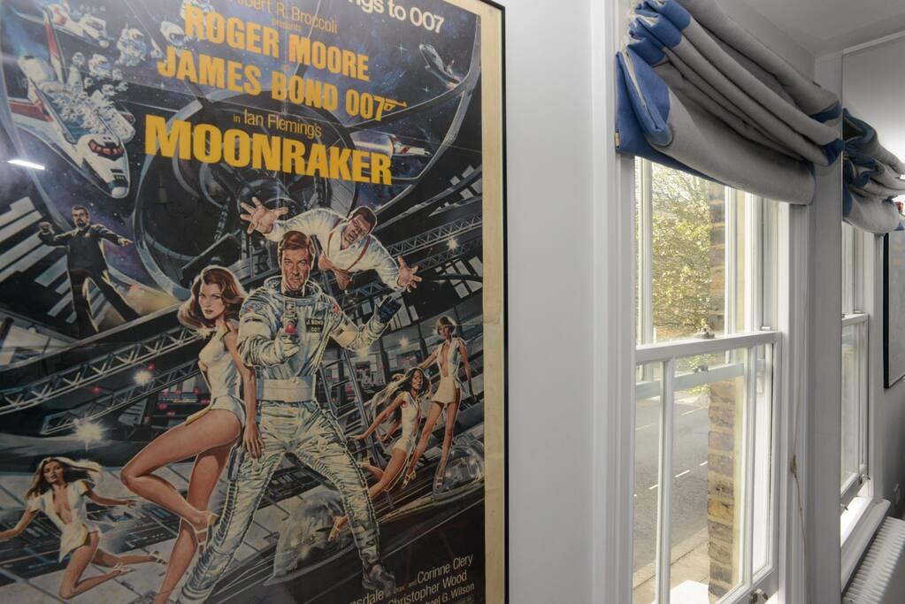 Original James Bond Poster