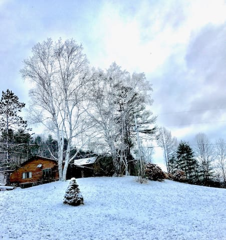 Vermont Ski Country Mountain Home Getaway - Stockbridge - Huis