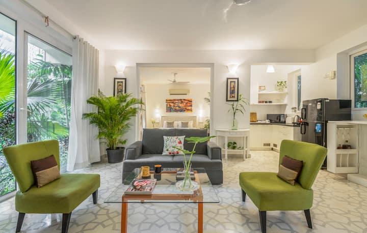 Modern studio apartment in Reis Magos - WIFI