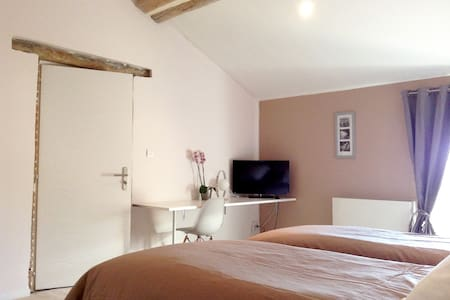Demeure de Flammarenc Garonne Room - Albefeuille-Lagarde - Bed & Breakfast