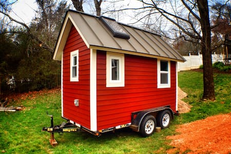 Tiny House - Asheville - Gjestehus