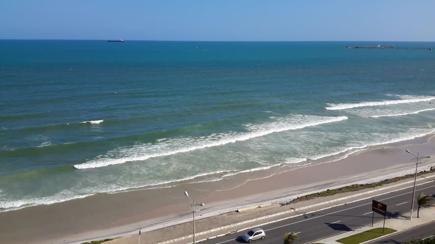 Vista de Frente para o Mar