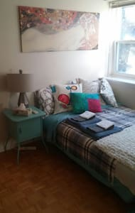 Cosy Downtown Apartment near Rideau Canal - Apartment