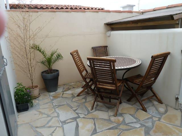 studio avec terrasse - Saint-Martin-de-Ré - Daire