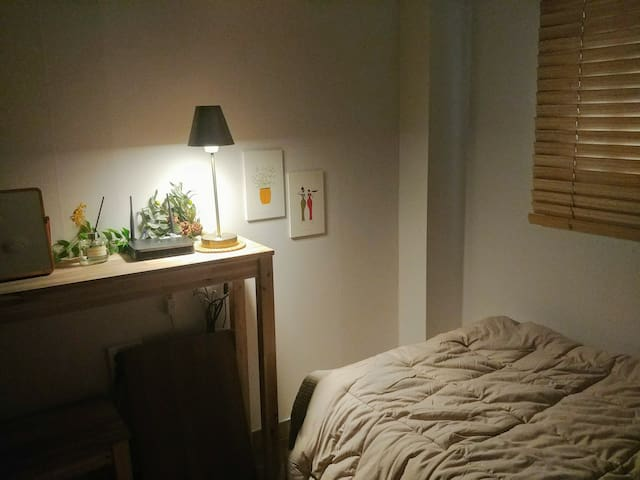 ◆INDI HOUSE◆Private single(2person available)#208