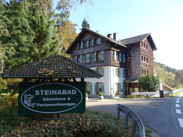 Steinabad - Appartement Klara