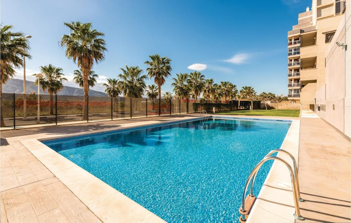 Holiday apartment with 3 bedrooms on 97m² in Oropesa del Mar