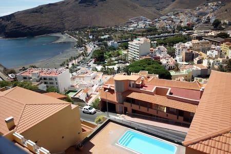 Mirador de La Villa Apartment (La Gomera) - San Sebastián de La Gomera