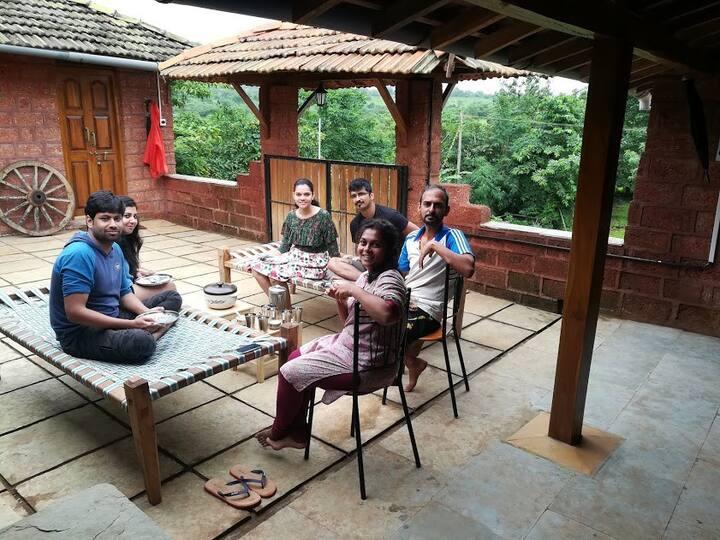 Maitri Farms - Room 2