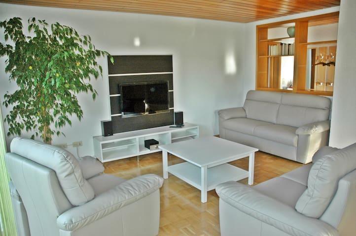 Große Ferienwohnung für 6 Personen, 90qm nahe Rust - Kappel-Grafenhausen - Lejlighed