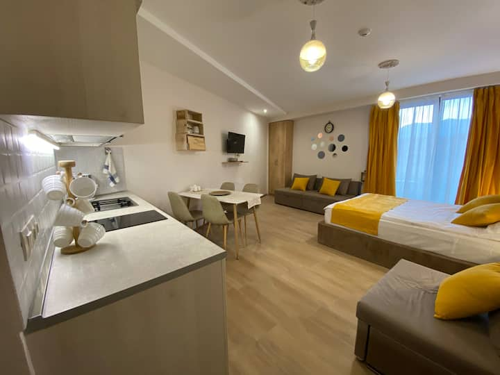 New Gudauri Loft 2 apartment 353