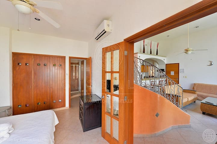 3 BDR, 28 St, 100 mts from Mamitas Beach!!!! - Playa del Carmen - Apartment