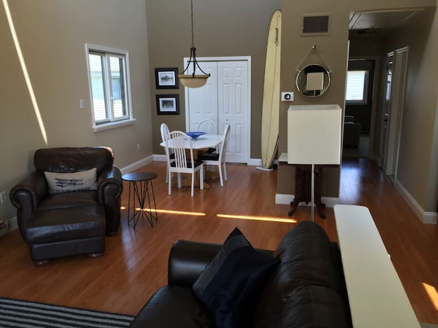 Peaceful OC Southend Townhouse - Ocean City - Loft