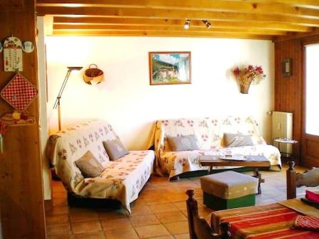 60m2 pour 6 personnes au centre de Samoëns - Samoëns - Apartment