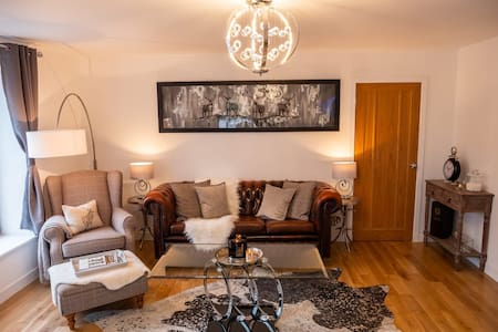 Luxury apartment in the heart of the highlands