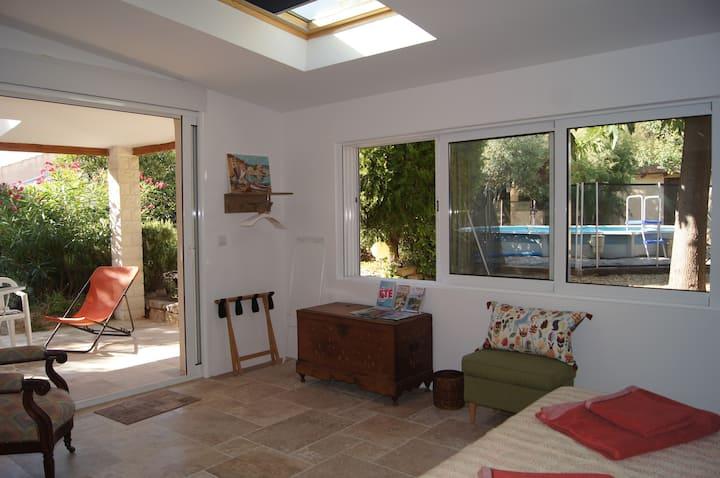 Villa Marianik, chambre, petit déj proche plage