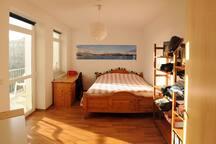 Sonnige, ruhige & zentrale Wohnung