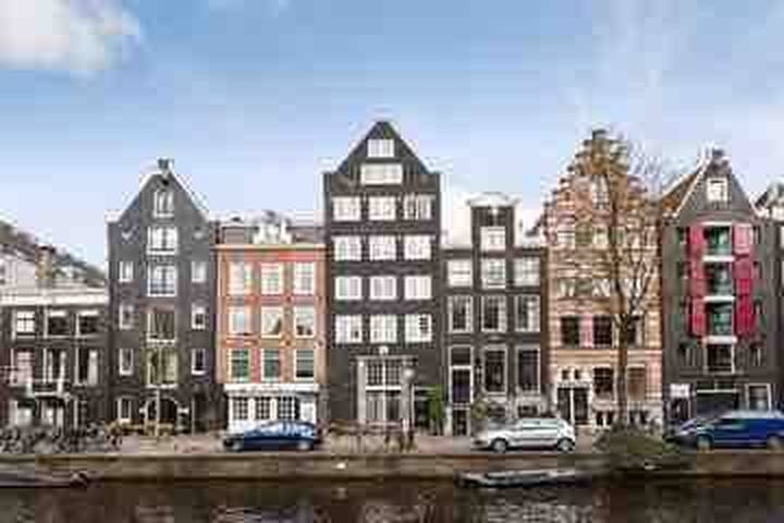 """""""CANAL HOUSE"""" in Center of Amsterdam - famous area"""