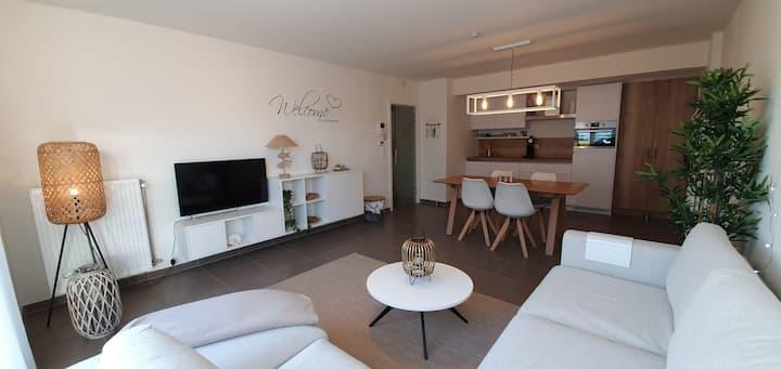 Come & Sea: beach appartement