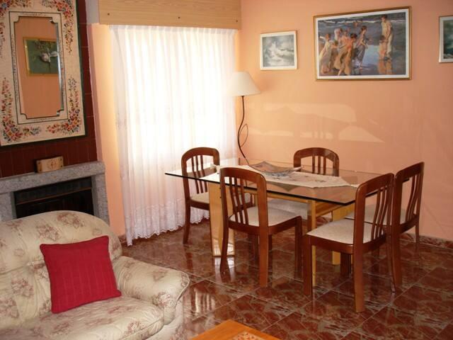 CHALET ADOSADO NAVACERRADA MADRID - Navacerrada - Řadový dům