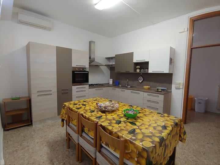 Appartamento dotato di tutti comfort a Teramo