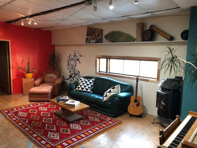 West Oakland Artist Loft