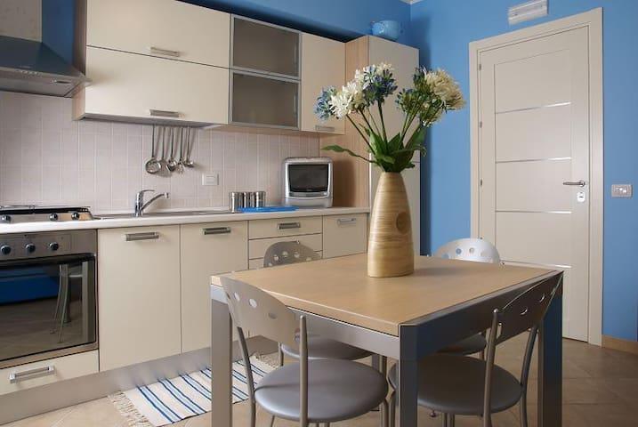 Appartamento bilocale sul mare a Riposto - Riposto - Appartement