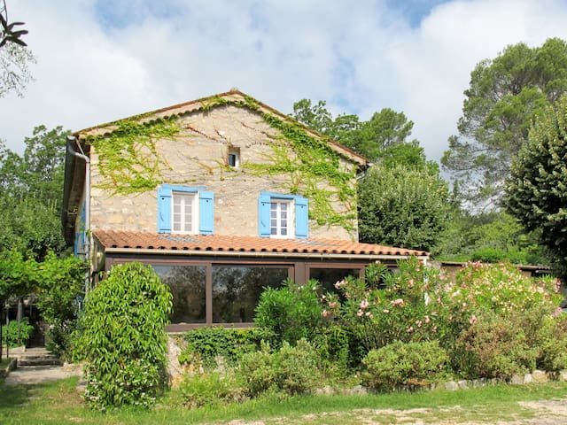 Holiday home in Fayence for 6 persons