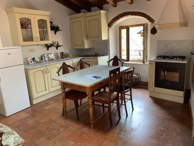Mini-Appartamento in Borgo Medievale