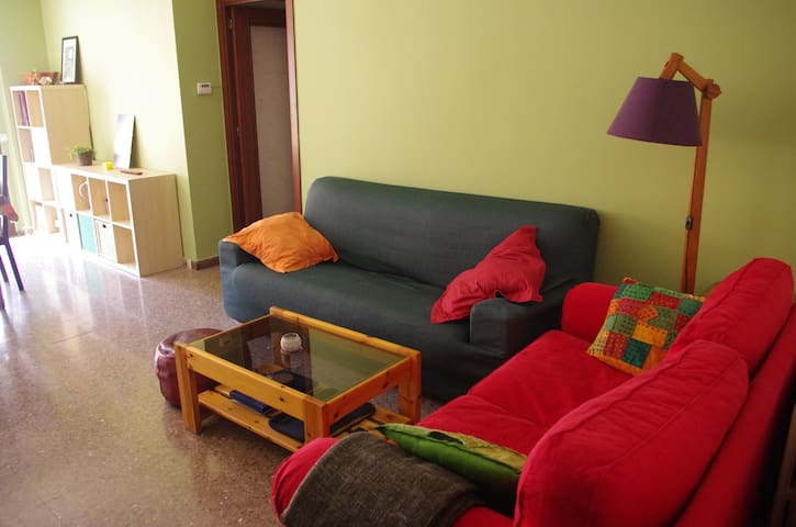 Ideal bedroom for UAB and Barcelona - Cerdanyola del Vallès - Wohnung