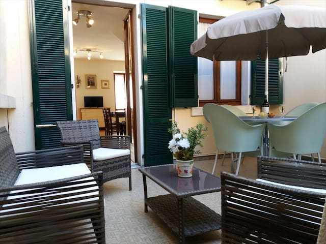 Matteotti House (self check-in) - Bardolino - Huis