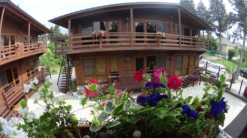 Гостевой дом Апсилия - Gudauta